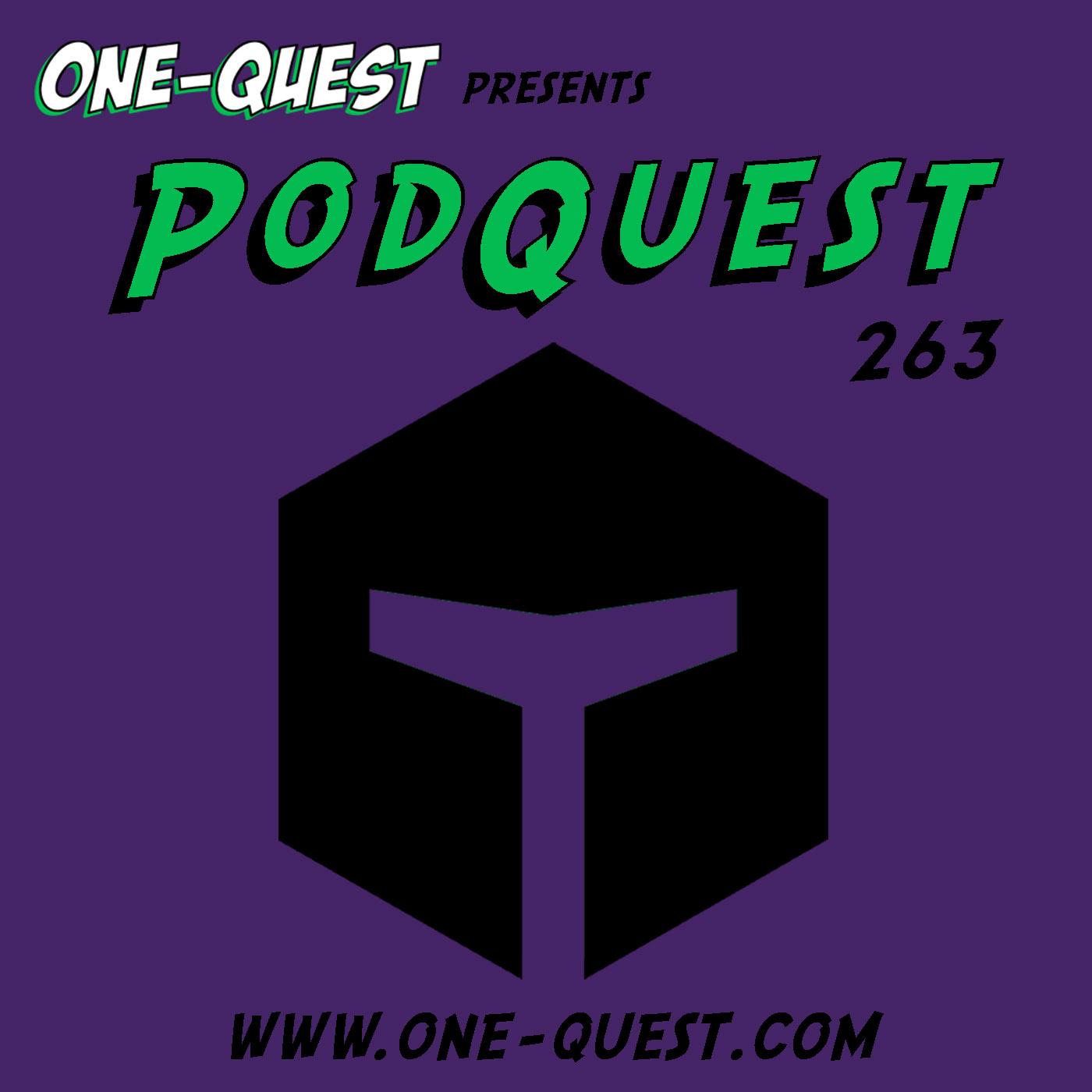 PodQuest 263 - Man of Medan, Funimation Leaks, and Obi-Wan